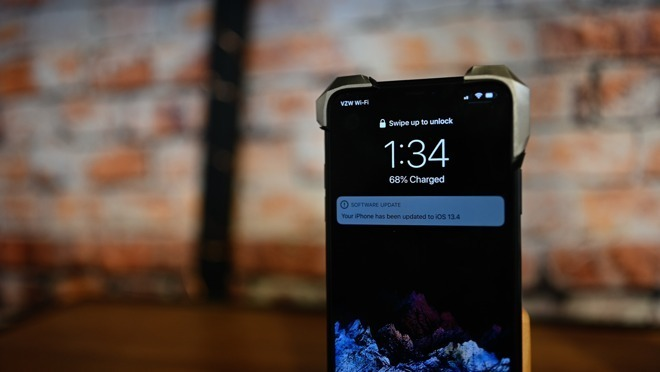 Apple Stops Signing iOS 13.4 Code Following Release of iOS 13.4.1