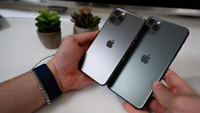 Apple's iPhone 11 and iPhone 11 Pro may need to make it a few extra months, if the