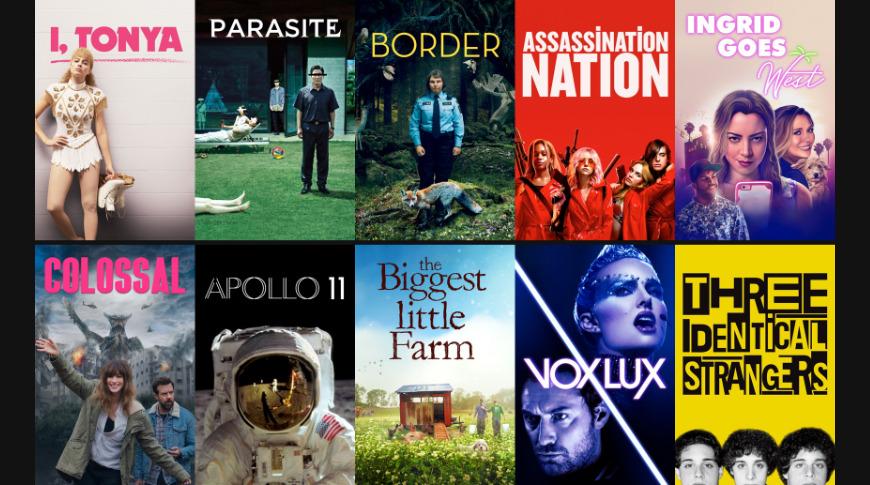 Buzzworthy Indie Movies