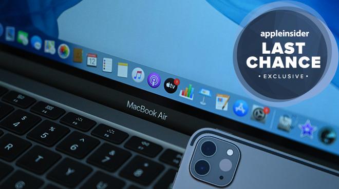 """Ultima chiamata per MacBook Air 2020, Mac mini, offerte MacBook Pro 16 """""""