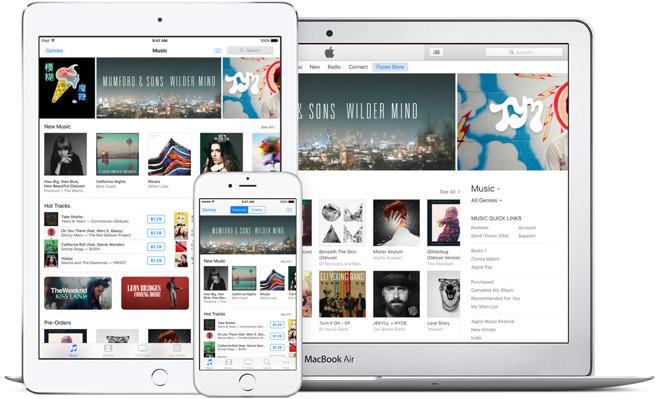 Apple ha colpito un'altra causa rivendicando la pirateria musicale di iTunes