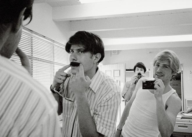 The Beastie Boys, in Apple's Beastie Boys Story