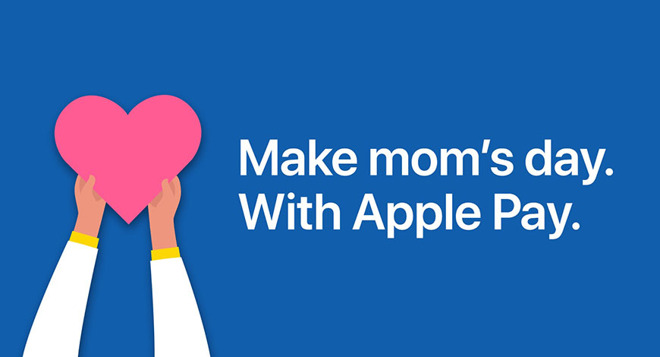 La promozione Apple Pay offre $ 10 di sconto sugli ordini da 1 a 800 fiori per la festa della mamma
