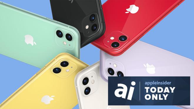 10% di sconto sugli iPhone di Apple solo oggi
