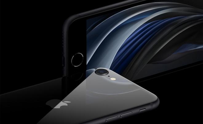 IPhone SE d'Apple de deuxième génération