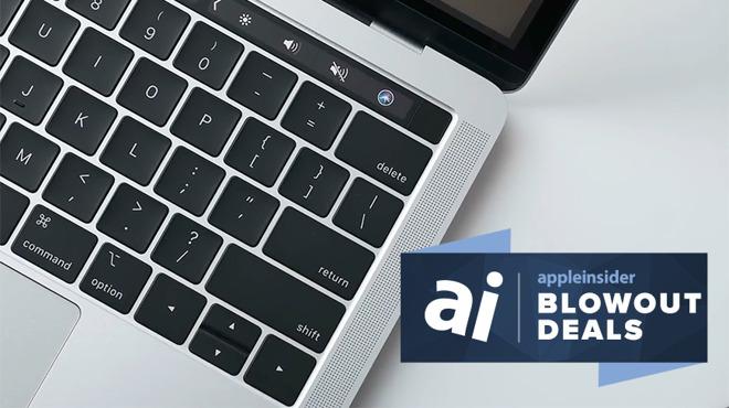 MacBook Pro: offerte speciali per MacBook 2019 a $ 1.099