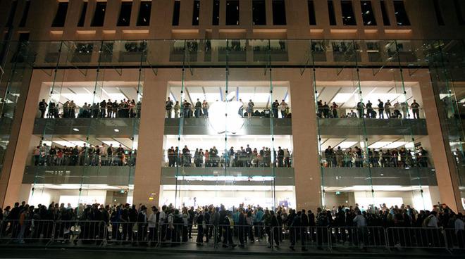 La maggior parte degli Apple Store australiani riaprirà questa settimana [u]
