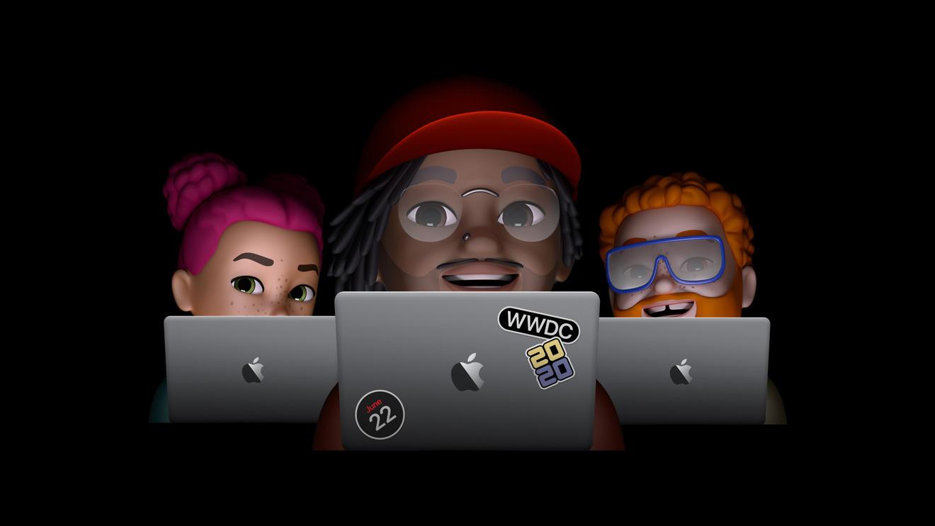WWDC20 is all digital