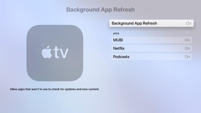Come riparare app in grigio su Apple TV