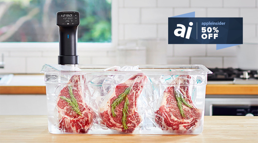 Anova Precision Cooker Pro sale for sous vide cooking