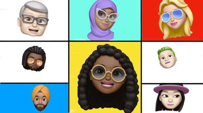 We're all used to Zoom-style meetings, but Apple wants to replace them with  avatars -- but also arranged in AR.