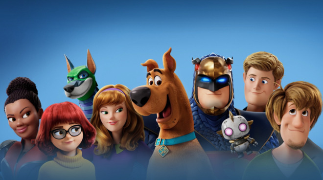 Scoob!' is the first movie to skip theaters and rentals to go to a premium pricing model