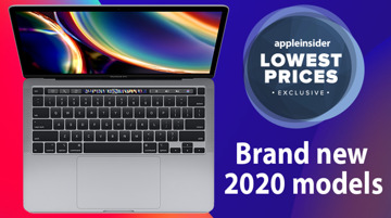 New Apple MacBook Pro 13 inch in Space Gray