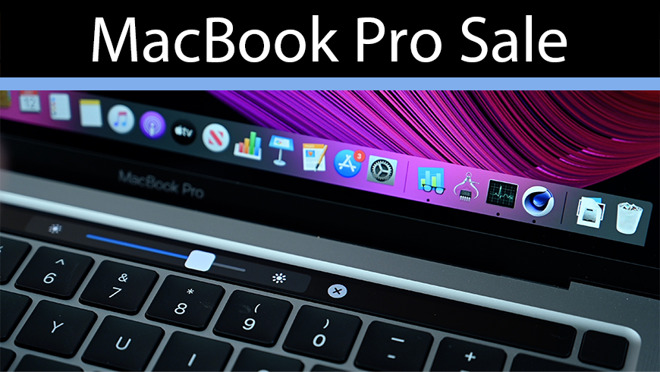 """Deals: up to $200 off every 2020 13"""" MacBook Pro, plus $60 off AppleCare, 5% back"""