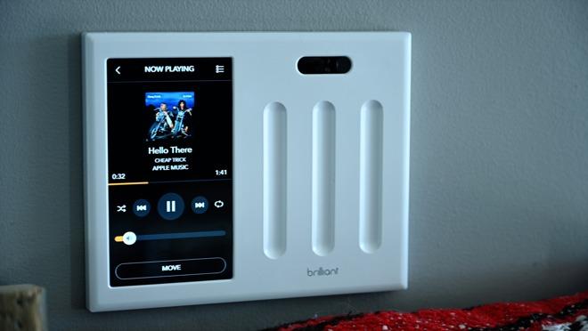 Sonos integration for Brilliant