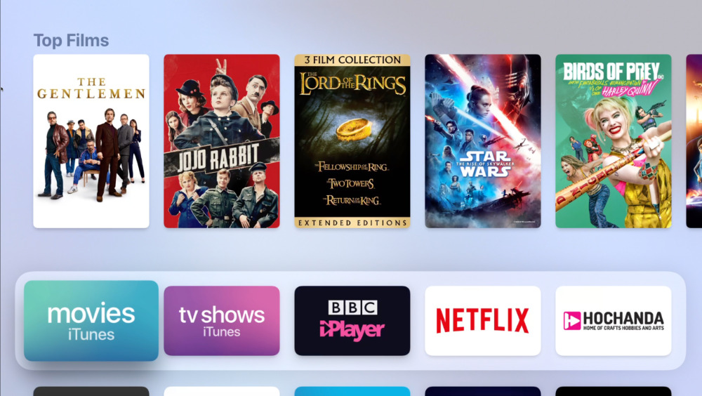 Apple TV is more expensive than its rivals, naturally, but for many people, this is how all their TV watching starts