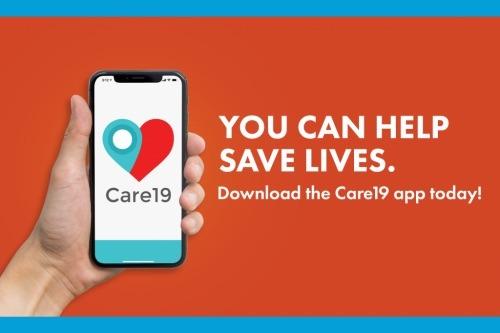 La prima versione dell'app Care19, utilizzata nel Nord Dakota e nel Sud Dakota, è stata rilasciata troppo presto per utilizzare la notifica dell'esposizione. Un prossimo aggiornamento dell'app adotterà tuttavia il sistema Apple-Google.