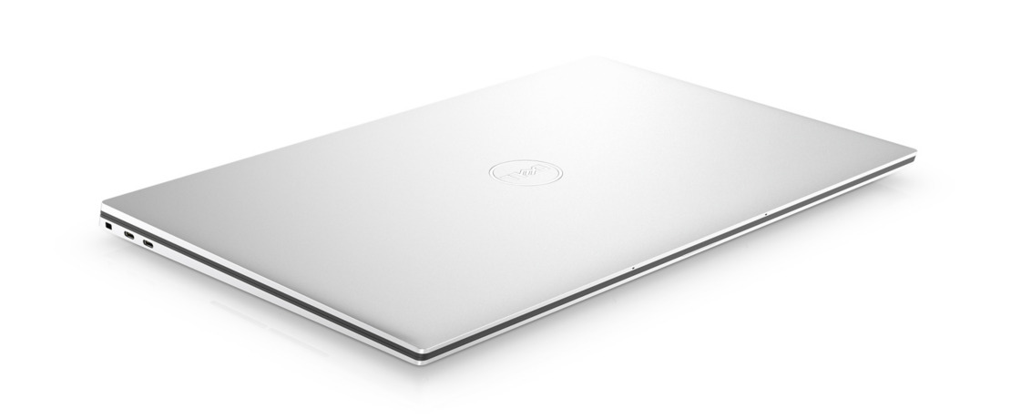 The Dell XPS 17, closed