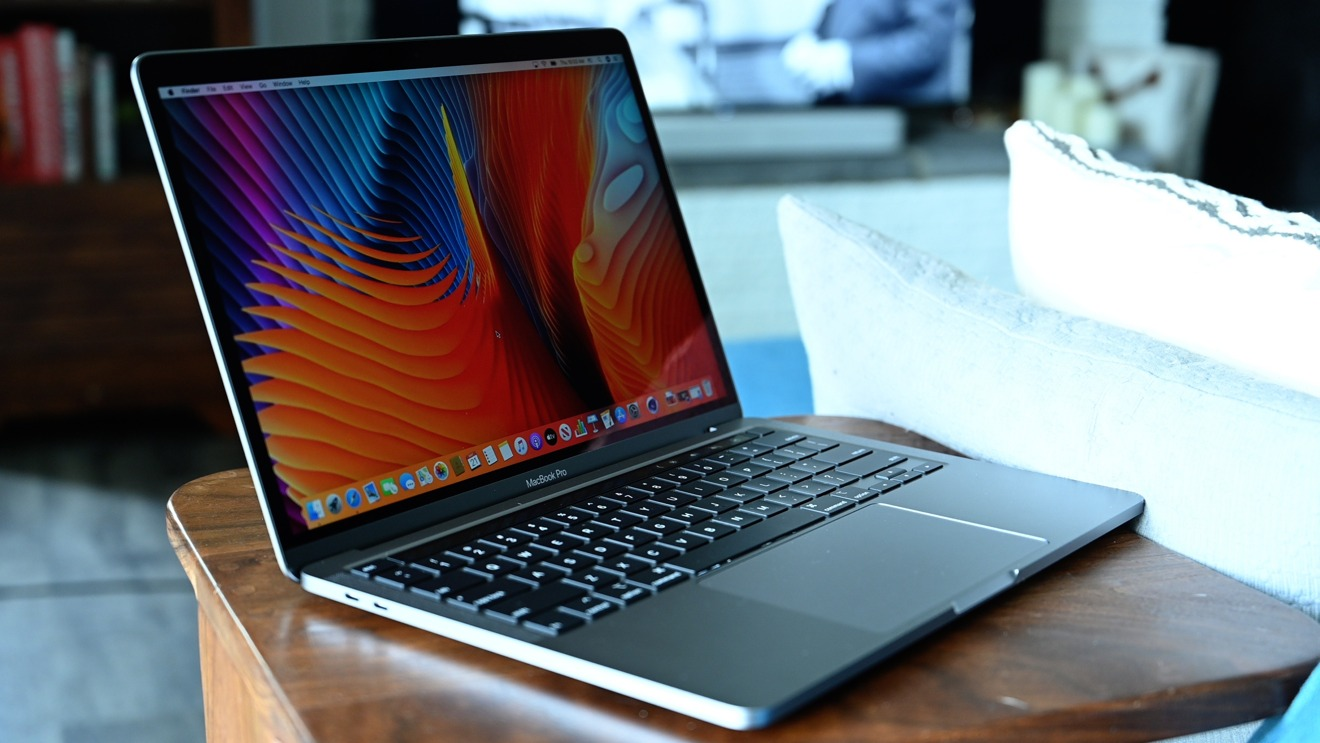 35888 66253 13 inch MacBook Pro on Table xl - Review: The 13-inch MacBook Pro with a 10th generation processor is the one to buy