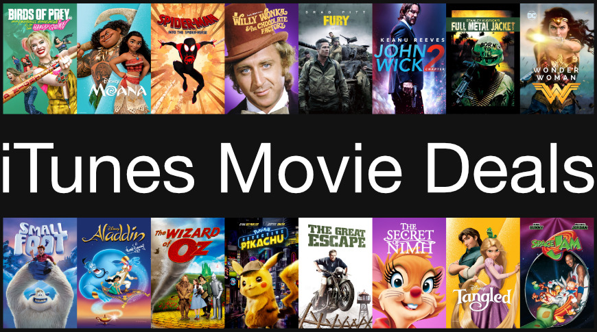 photo of Soldiers' stories & Disney Princesses -- the best iTunes TV and movie deals for Memorial Day image