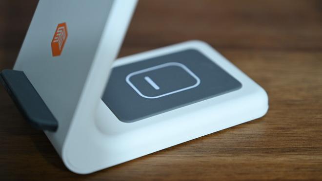 AirPods charging pad