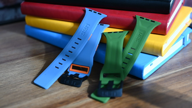 UAG Civilian and Scout Apple Watch straps