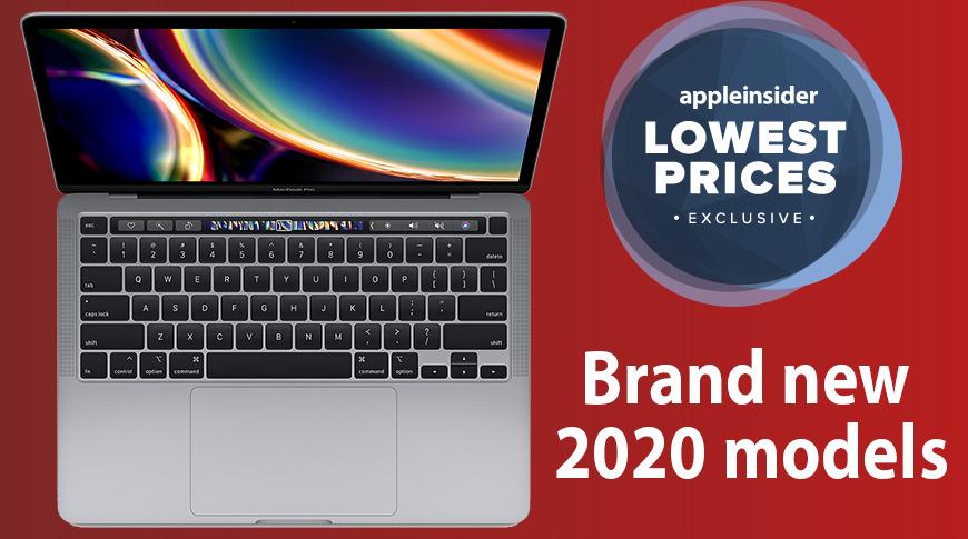 Apple 13 inch MacBook Pro with exclusive deals badge