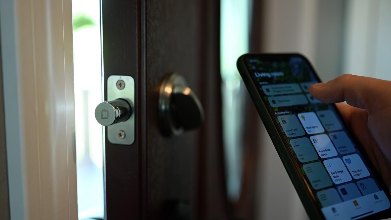 Unlocking the Level Lock via HomeKit