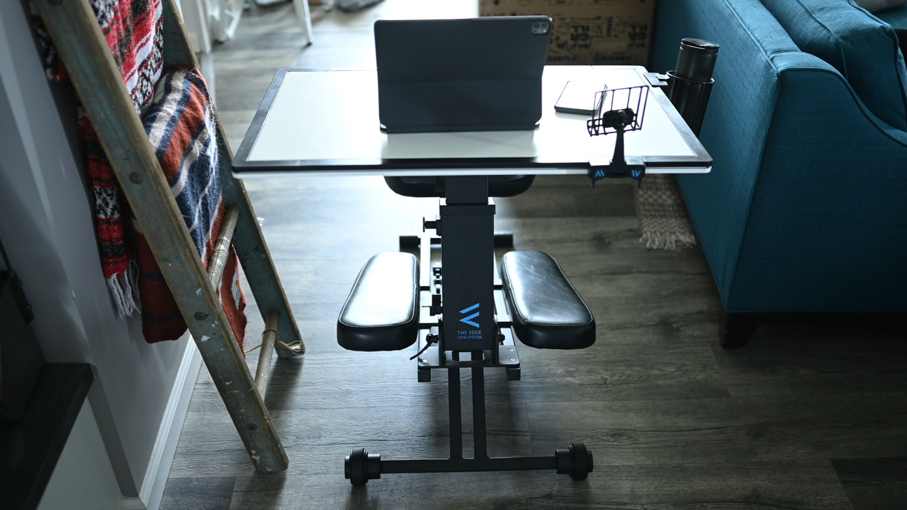 Front of Edge Desk