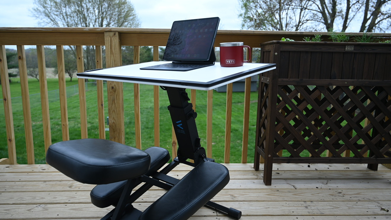 Review: Edge Desk is the collapsable, work-from-home desk you're looking for