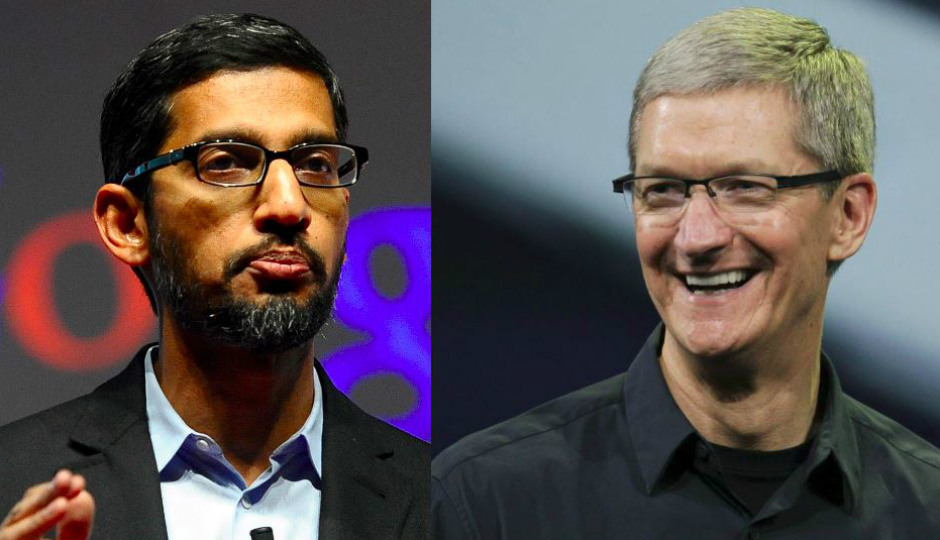 photo of Google CEO Sundar Pichai wants to partner with Apple on new projects image