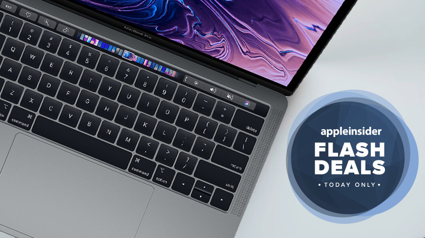 photo of Today only: $630 to $700 off Apple's 2019 13-inch MacBook Pro image