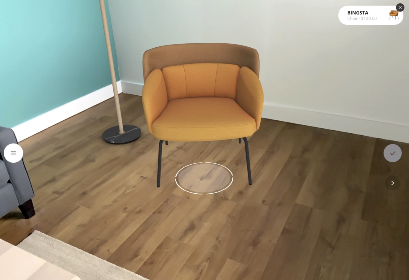 Ikea AR