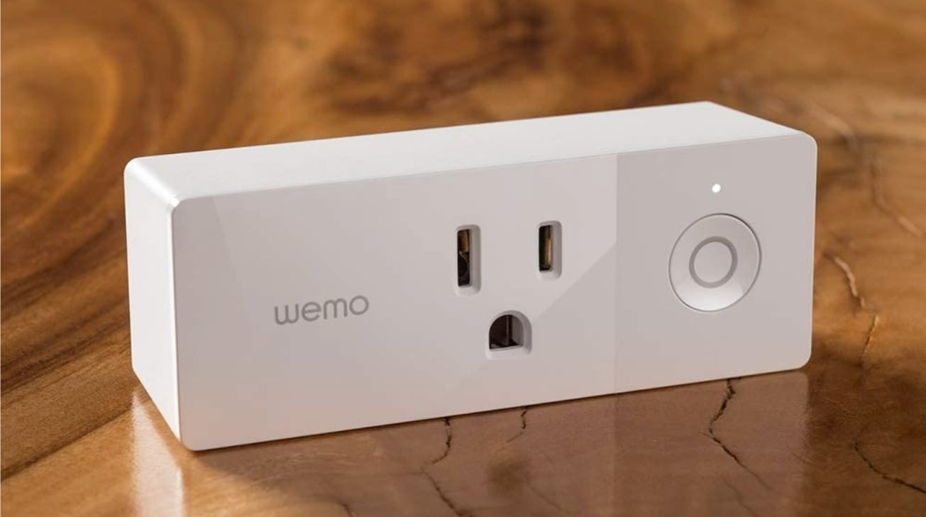 The Wemo Mini Smart Plug is a compact stepping stone into the world of home automation.