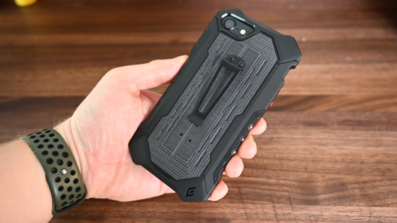 Element Case Black Ops iPhone SE (2020) case
