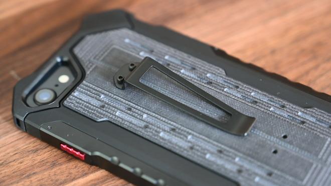 Rear belt clip