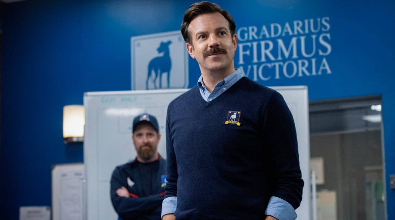 Image of article 'Jason Sudeikis to reprise 'Ted Lasso' role for Apple TV+ show'