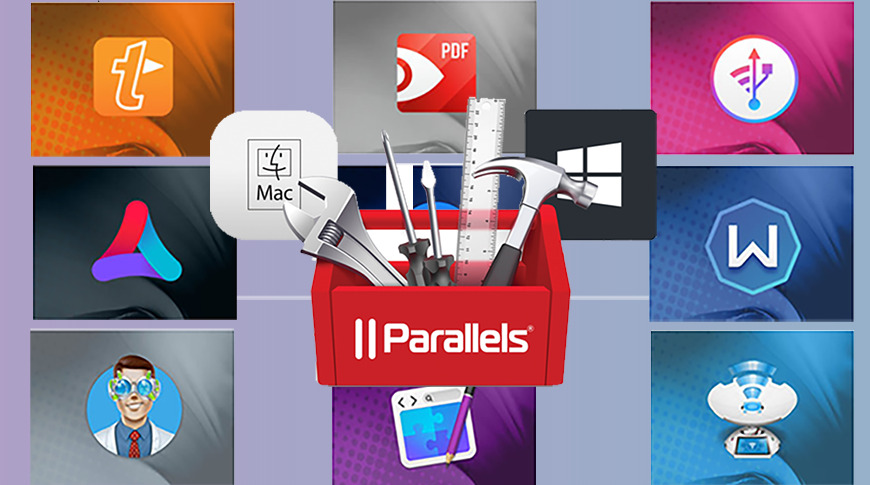 Image of article 'Grab Parallels Desktop 15, 10 other Mac apps for $54 (94% off'