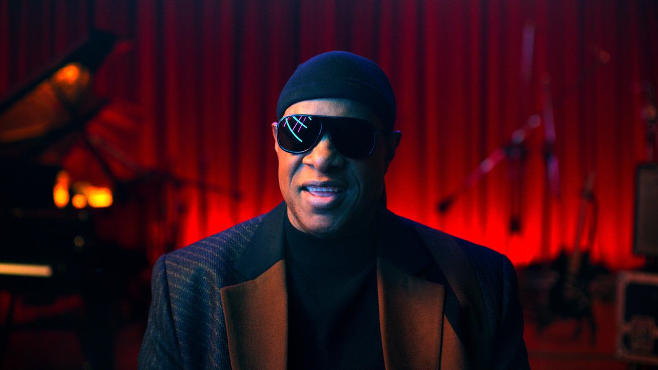 Stevie Wonder in