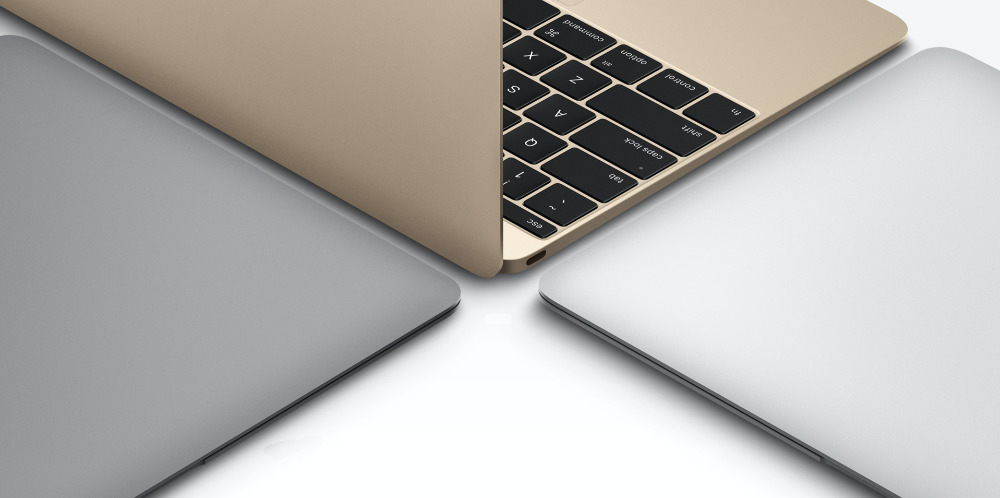 The MacBook was delayed to 2015 because of automation failures