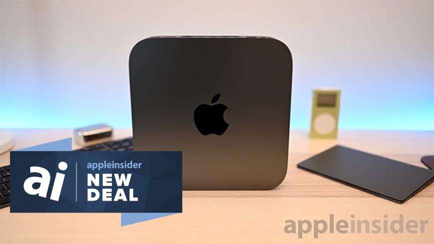 2020 Mac mini ottiene uno sconto nel carrello del bonus