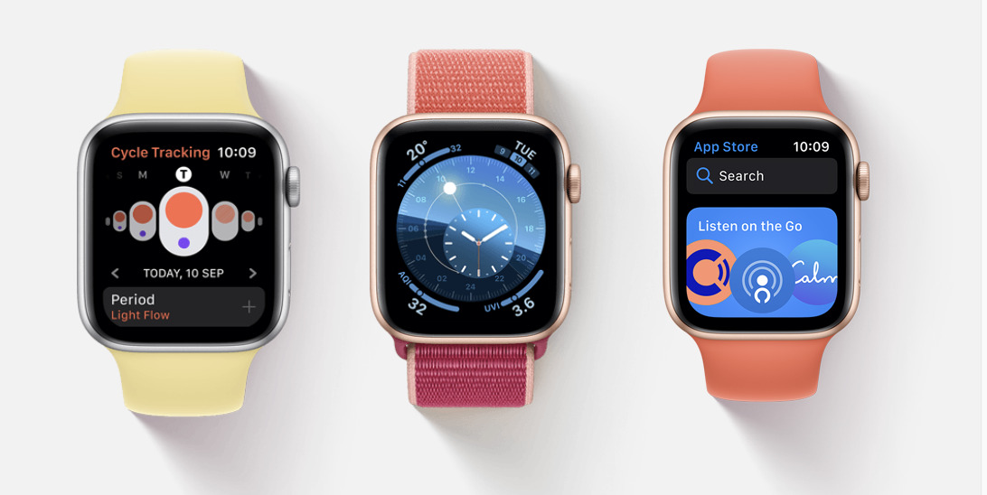 New health features were at the core of 2019's watchOS 6