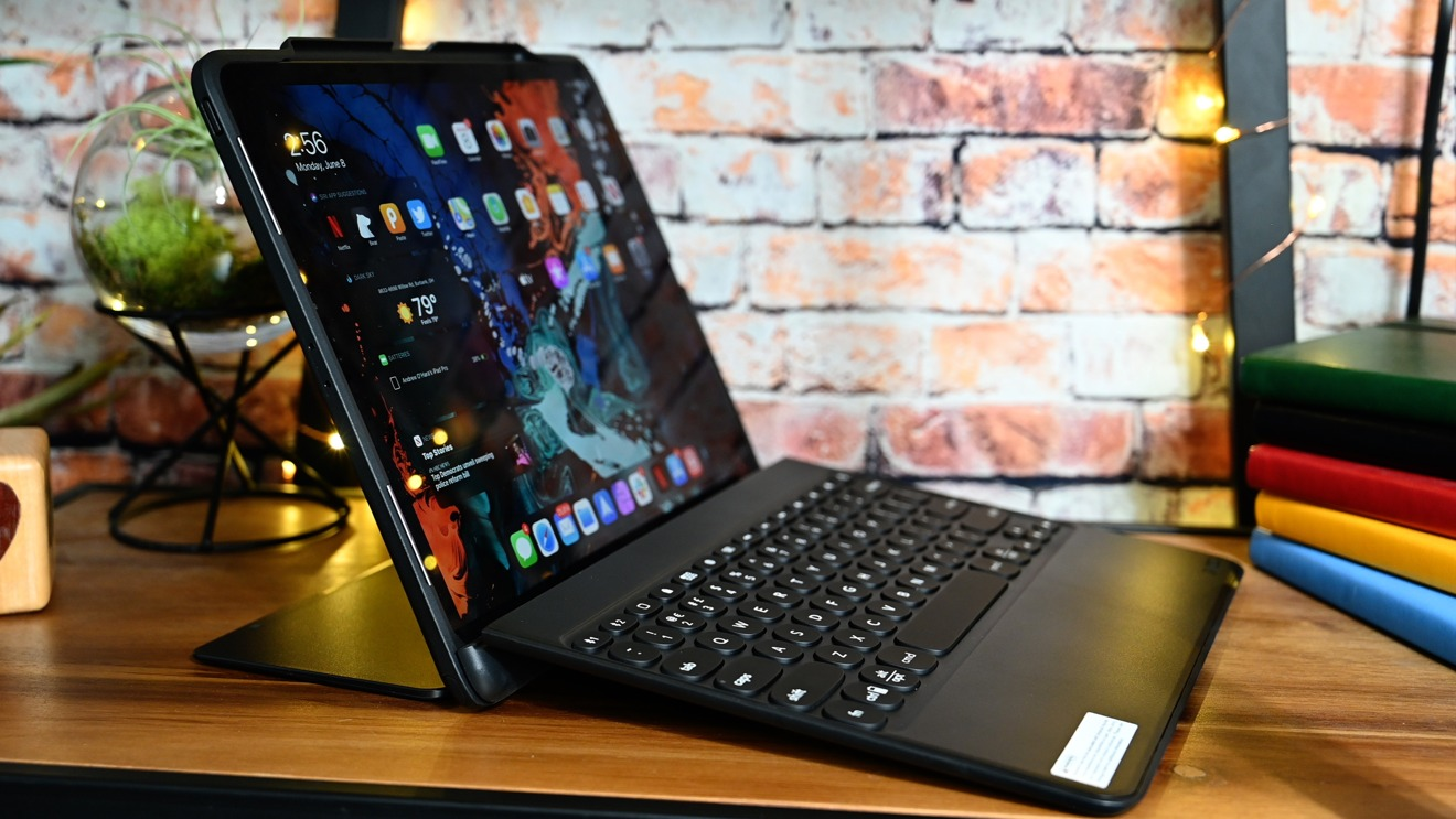 Zagg Rugged Book for 2020 iPad Pro