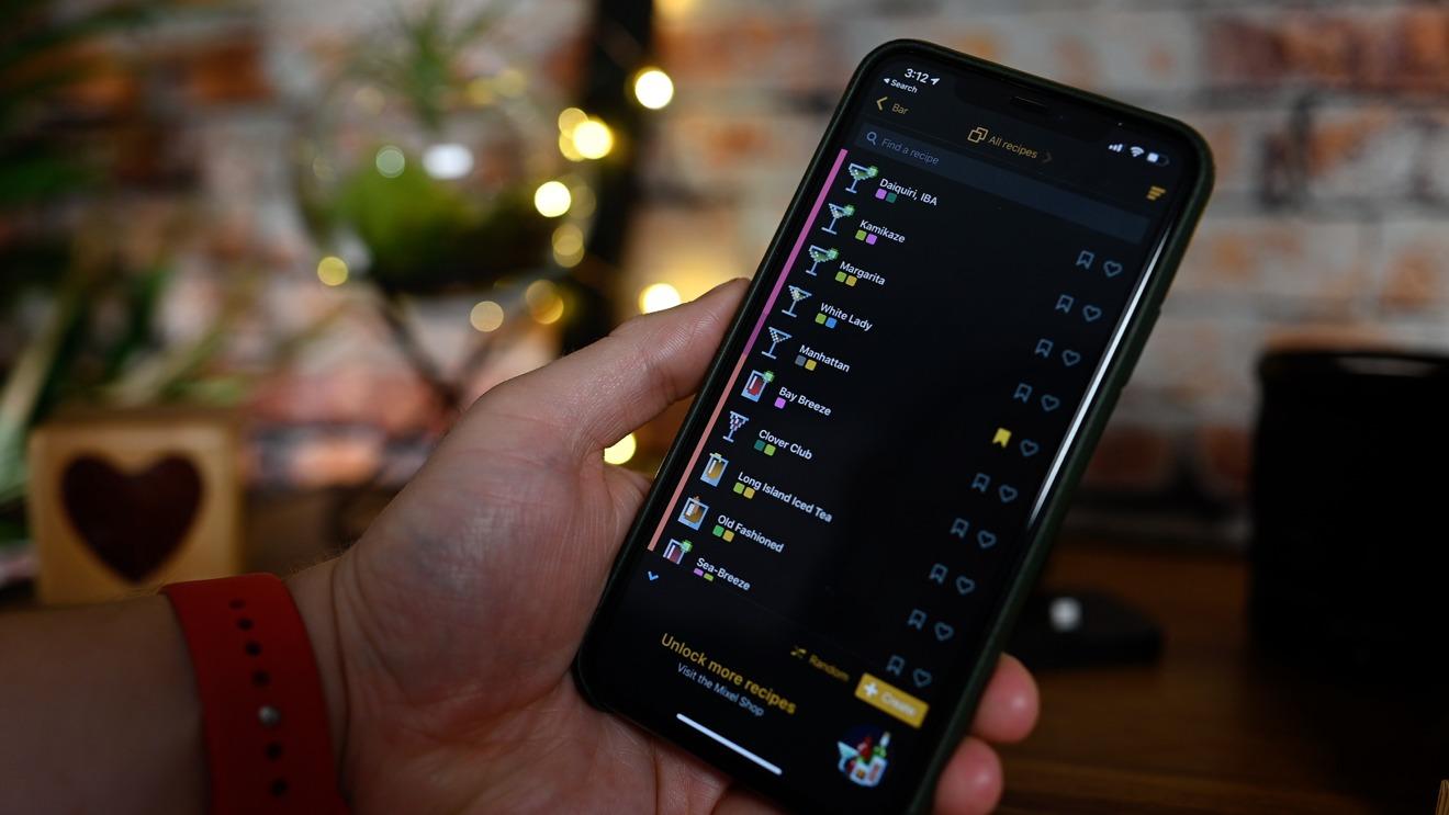 Mixel per iPhone