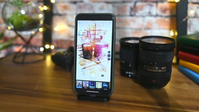 The new Adobe Photoshop Camera app