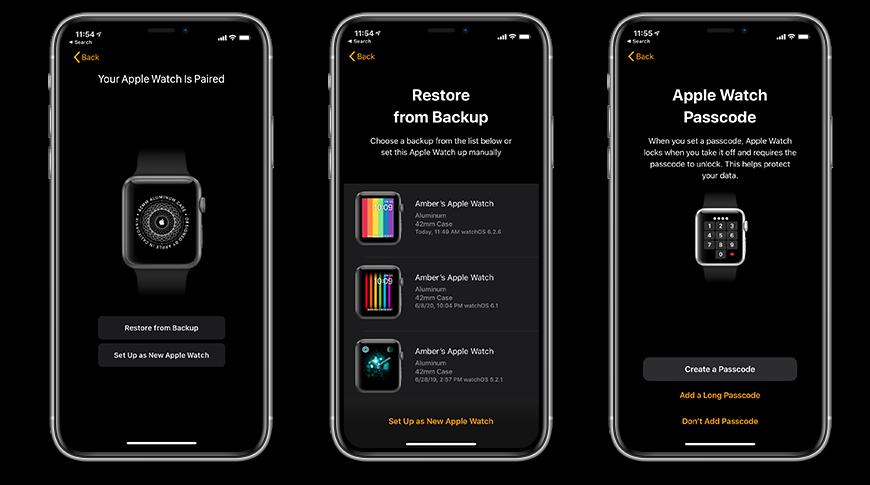 How to reset your Apple Watch passcode