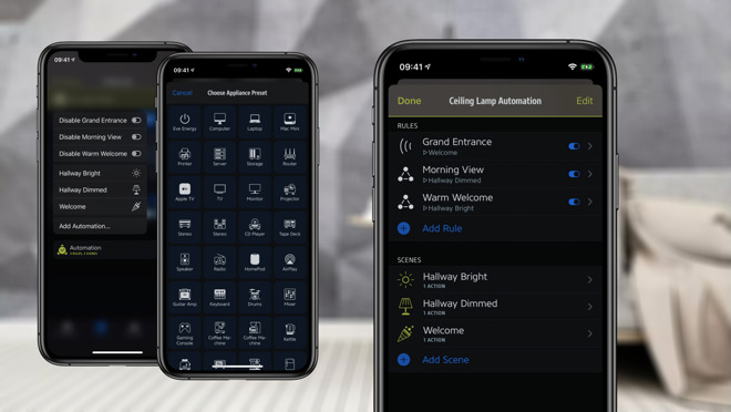 Eve for HomeKit gets updated to 4.3