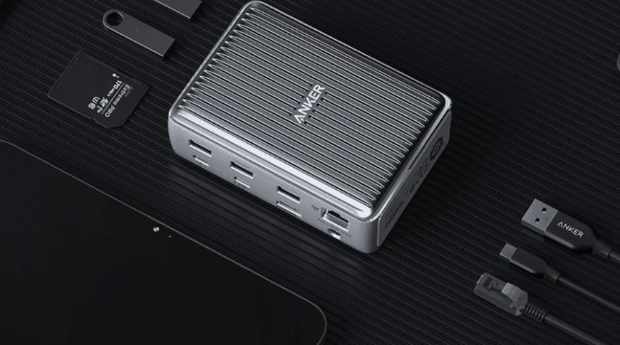 PowerExpand Elite 13-in-1 Thunderbolt 3 Dock