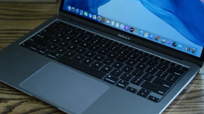 Apple's 2020 MacBook Air