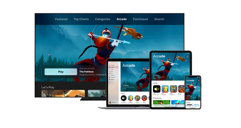 Apple Arcade is already supported on ARM devices like iPhone. So compatibility with an ARM Mac is likely.